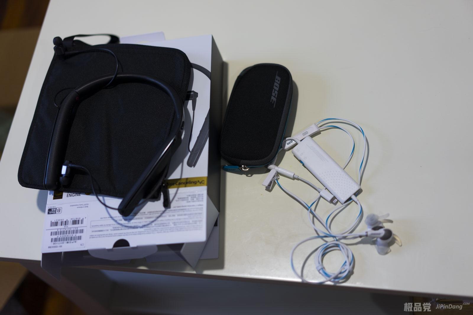 索尼蓝牙降噪耳机WI-1000X网易考拉购买开箱-极品党