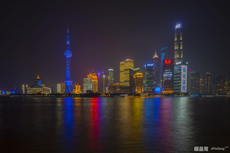 20171210回忆—-上海中心、上海旧梦餐厅和外滩-极品党